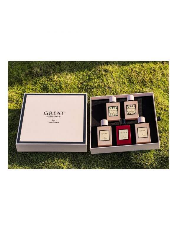 great collection gift set by tom louis 3